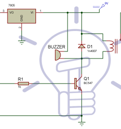 circuit diagram for motion detector circuit [ 2080 x 1096 Pixel ]