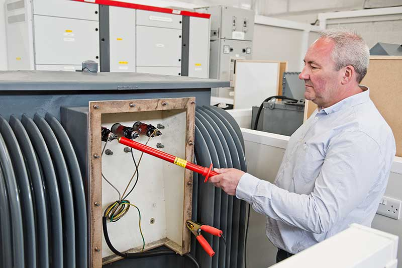 Authorised Person Training - Limited Operation of High Voltage Power Systems (City and Guilds Accredited) - Electrical Training Course