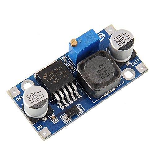 12v To 5v 3a Circuitdc Converter Step Down Regulator