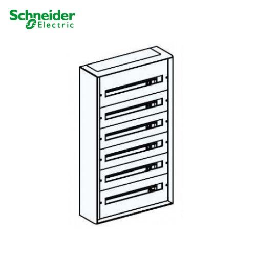 Schneider 08006 6 Row 144 Module Enclosure (6x24) Prisma