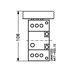 Danfoss Soft Starter Wiring Diagram A Of The Sun 047b3053 Industrial Type Code Cti 15 Weight 0 2 266 Kg Approval C Ul Us