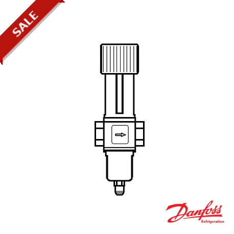 003N2104 DANFOSS REFRIGERATION Pressure operated water val..