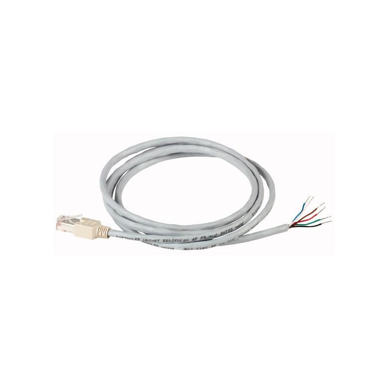 EU4A-RJ45-CAB2 115387 EATON MOELLER Cable Conexión EC4P a