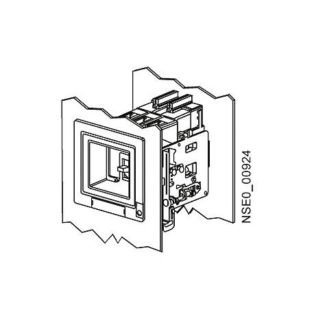 3VL9300-8BJ00 SIEMENS ACCESSORY FOR VL160, VL250, COVER FR..