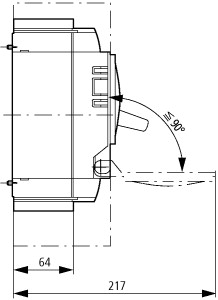 NZMB2-S80-BT-CNA 107662 EATON ELECTRIC Circuit-breaker, 3p..