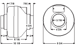 4 Inch Round Electrical Box 4 Inch Round Ceiling Box