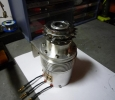 Astro Flight Motor with Gear Reduction and double freewheel