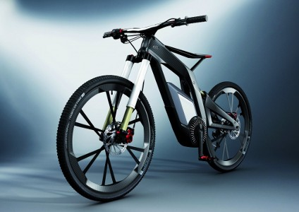 Audi Electric Bike Revealed | ELECTRICBIKE COM