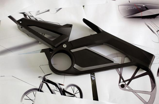 Audi Electric Bike Revealed ELECTRICBIKECOM - Audi e bike