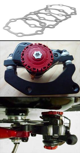 9C Disc Rotor Mod