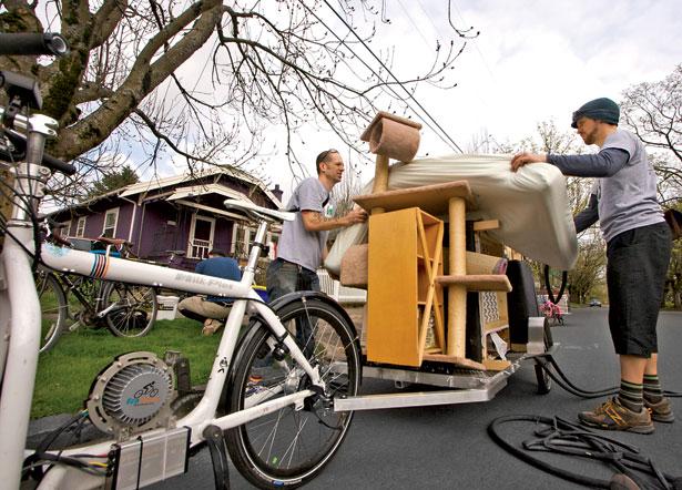 10 Ways A Cargo Electric Bike Saves Money Electricbike Com