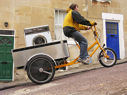 10 ways a cargo electric bike saves money electricbike com. Black Bedroom Furniture Sets. Home Design Ideas