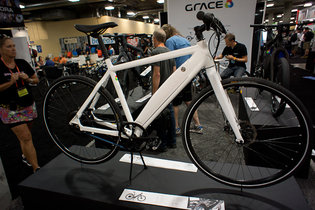 new electric bikes at interbike 2012 electricbike com. Black Bedroom Furniture Sets. Home Design Ideas