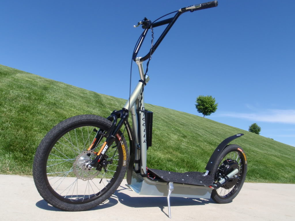 Electric Scooter Survivors | ELECTRICBIKE COM