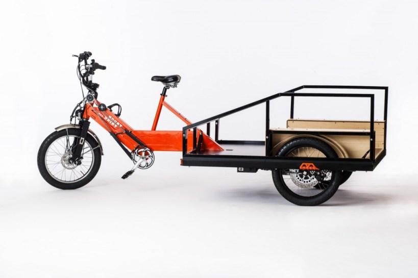 Truck Trike side