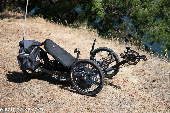 Outrider Electric Trike 422 Review Electricbike Com