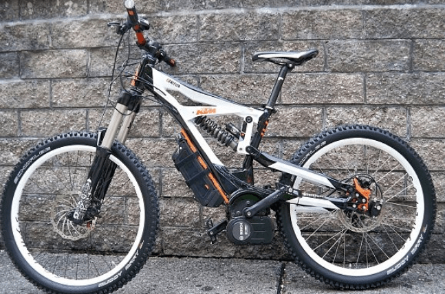 "KTM's full-suspension electric-assist ""eGnition"" line had previously contracted to use the ""clean Mobile"" drive, until they recently went out of business. Bosch is a very healthy company, and KTM has decided to jump on-board the Bosch train."