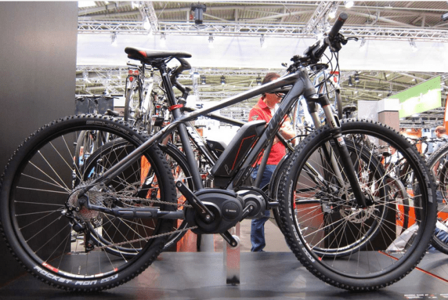 "The KTM hardtail ""Maciona"""