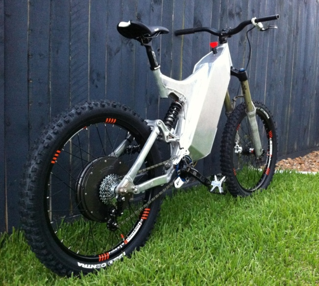 Custom Build Gallery Rodgah S Big Hit Fsr Electricbike Com