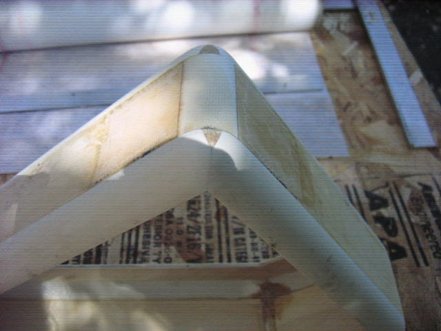"""After the parts are all assembled and glued, you add a little Bondo to the joints, sand it smooth, and primer it in prep for a paint job. Automobile """"touch up"""" paint can provide some awesome results."""