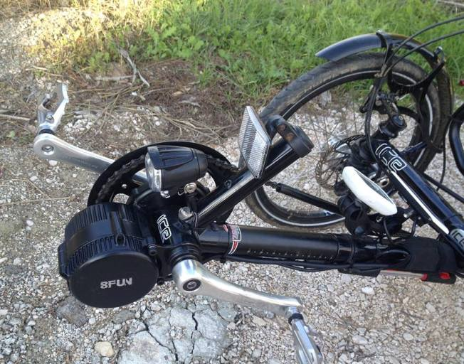 Bafang BBS02, 750W mid-drive electric bike motor Kit REVIEW