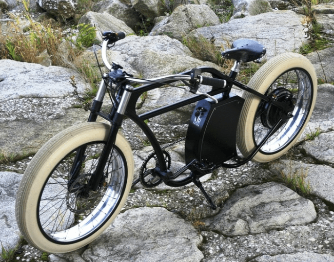Here Are 10 Electric Bikes That Look Like A Boardtracker