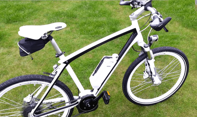 "BMW's 2013 ""Cruise"" E-bike."