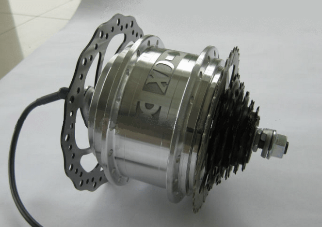 2 Speed Hub Motors Are A New Idea With Great Potential
