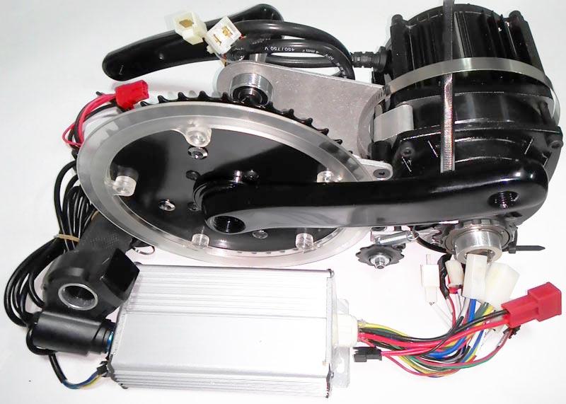 1920-3000W3chainwheel-kit
