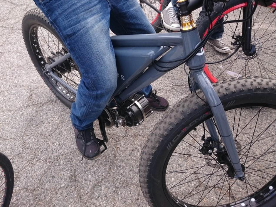 Sondors Electric Fat Bike, 2016 Review | ELECTRICBIKE COM