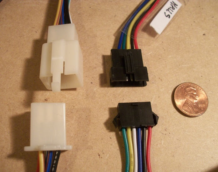 if you don t know what connectors to get this may help rh electricbike com