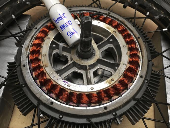 Ferrofluid Is A Breakthrough In Hot Rod Direct Drive