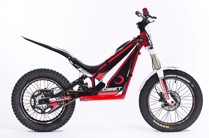 The Sur-Ron is a light and affordable E-moto for the dirt