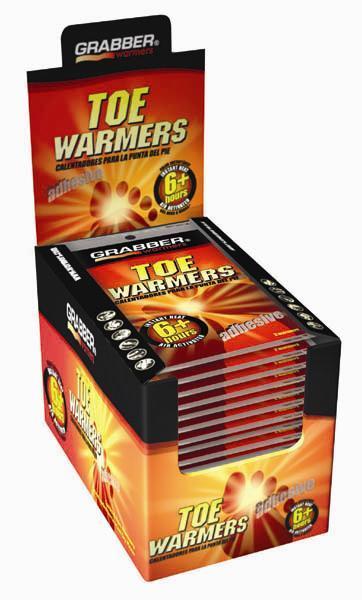 8hr Grabber Toe Warmers