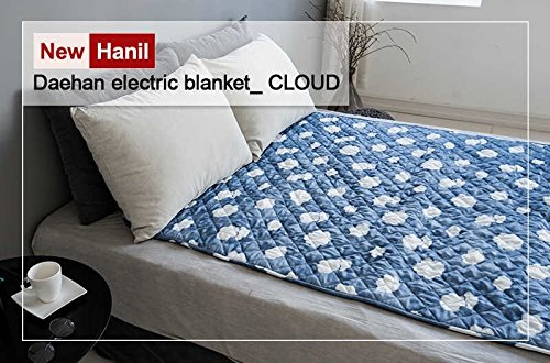 New Hanil Electric Heated Mattress Pad Electric Blanket 2 Cloud M Full Double Electric Blankets Shop