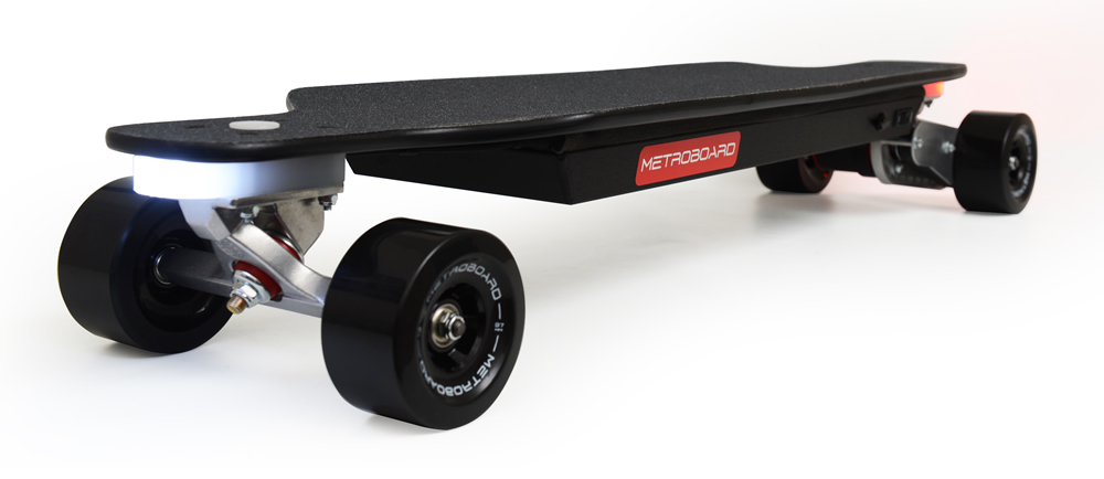 Metroboard-Slim-Electric-Longboard-BLACK-STEALTH-Iso-Front-Low