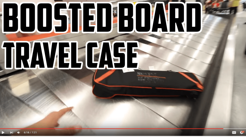 Boosted Board Travel Case