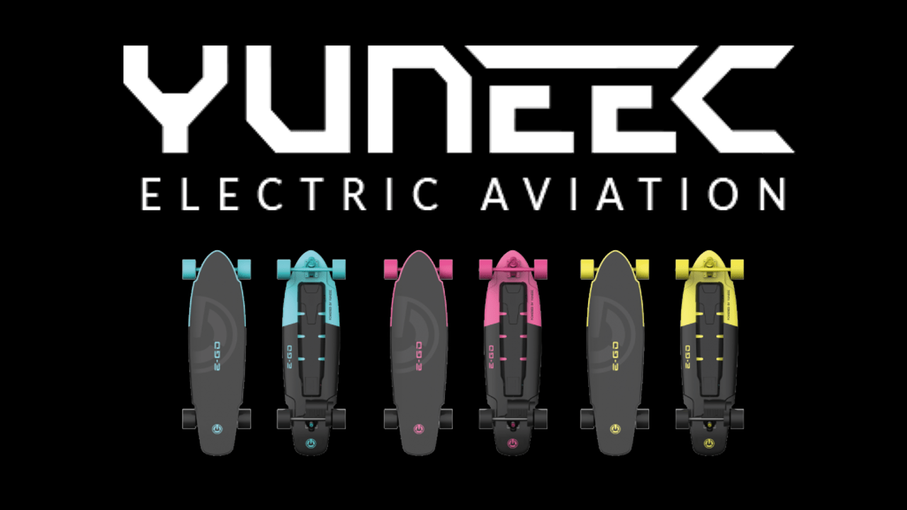 Yuneec E-Go 2