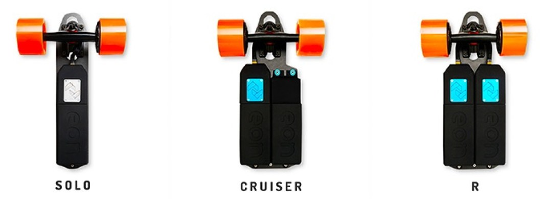 Eon electric skateboard kit