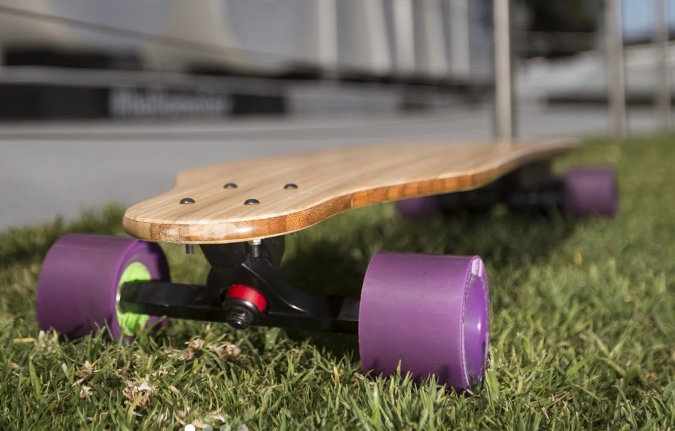 Jed Electric Skateboard AWD