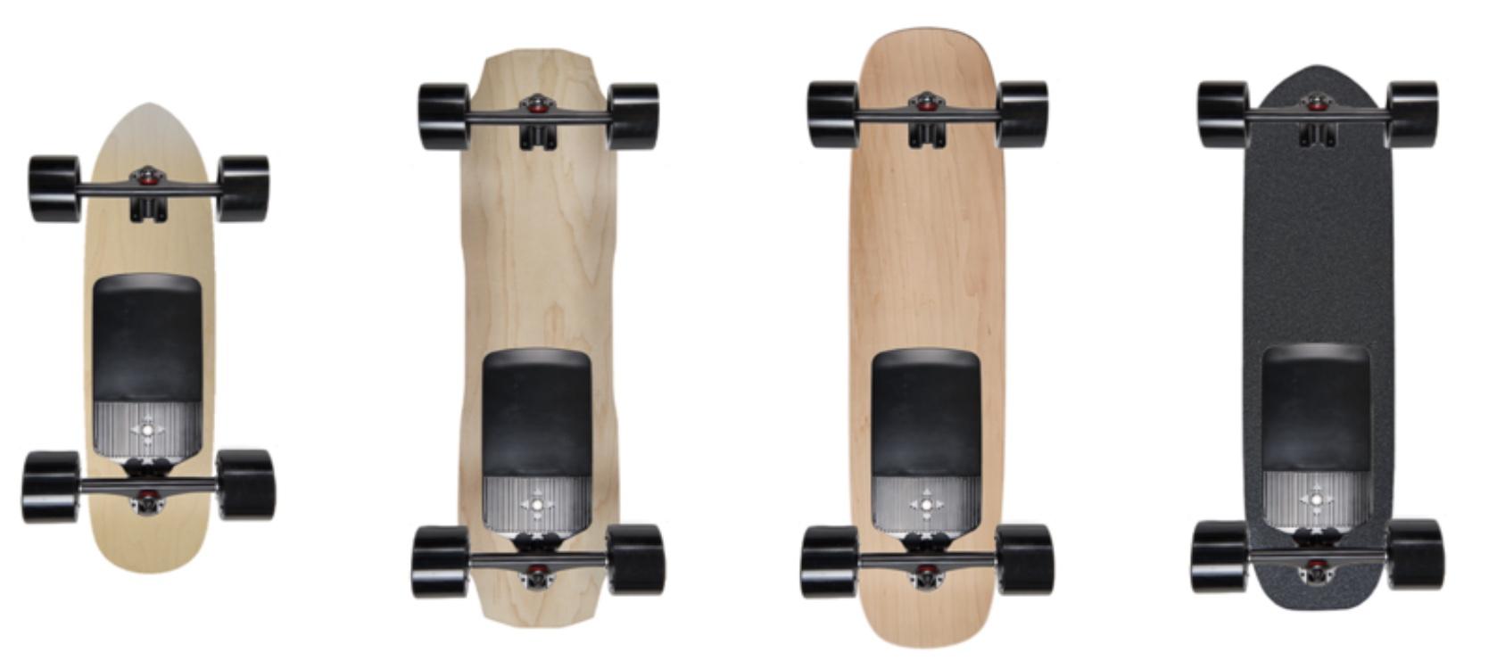 Ivory Electric Skateboards