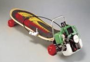 Motoboard Gas Powered Skateboard