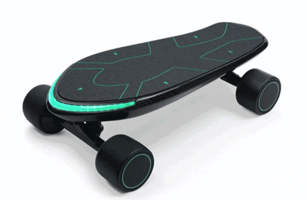 Walnutt Spectra Pro Electric Skateboard