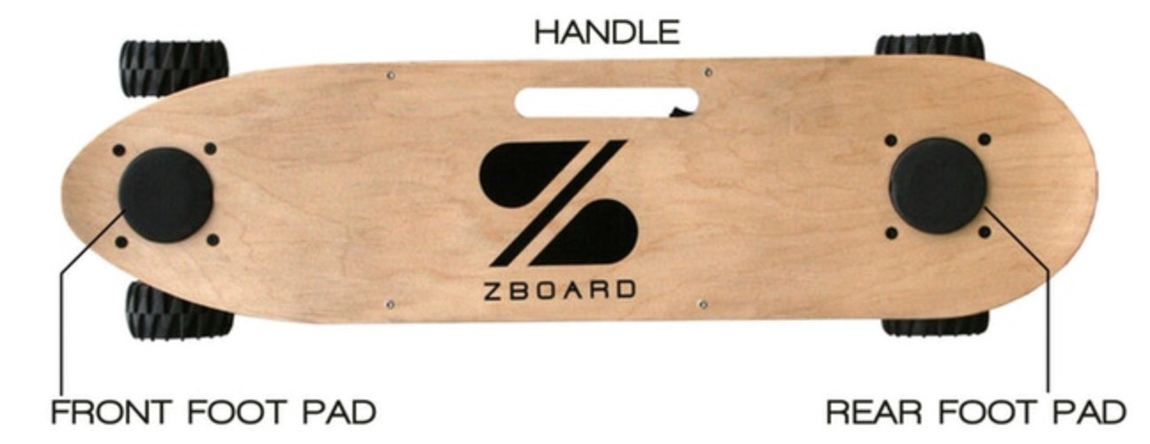 Zboard Electric Skateboard