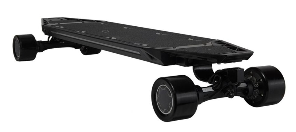 Acton Qu4tro Electric Skateboard