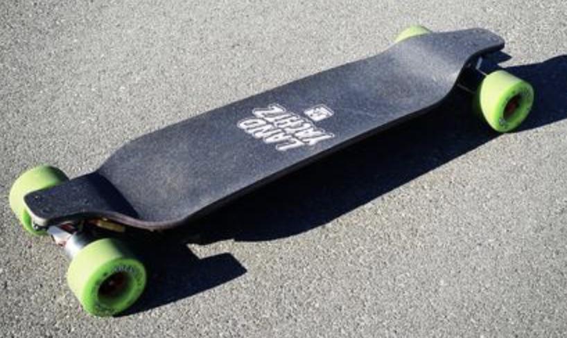 Carvon EXO 4WD Electric Skateboard