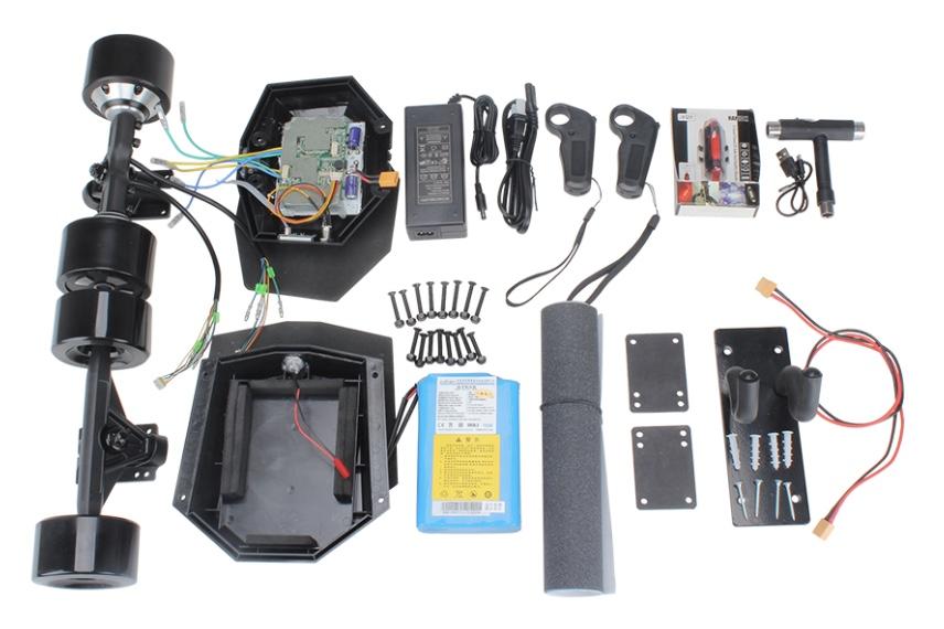 WowGo 2s Electric Skateboard Kit