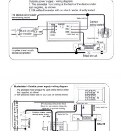 wiring diagram without shunt amp meter [ 784 x 1111 Pixel ]