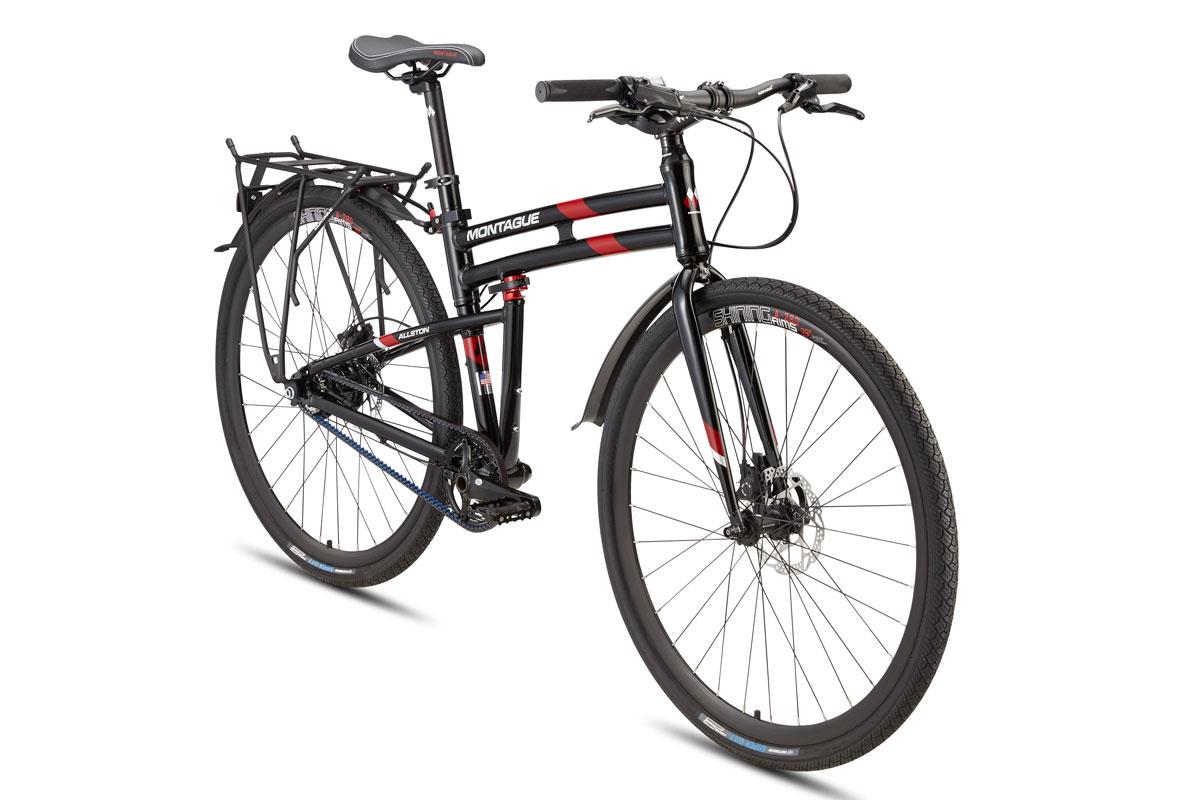Montague Allston Folding Bike 19 Frame