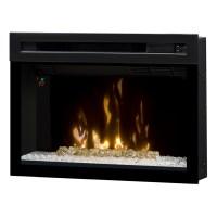 "Dimplex 25"" Multi-Fire XD Electric Fireplace Insert ..."